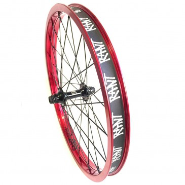 ROUE AVANT BMX RANT PARTY ON RED