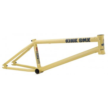 CADRE BMX KINK NATHAN WILLIAMS COLORADO YELLOW