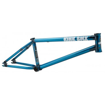 CADRE BMX KINK NATHAN WILLIAMS TRANS BLUE