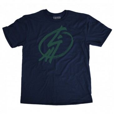 TSHIRT SHADOW TAG NAVY