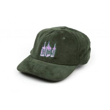 CASQUETTE BSD 6 PANEL BOTTLE CAP GREEN