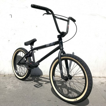 BMX SUBROSA CUSTOM MAT BLACK / TAN WALL 2019