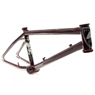 CADRE BMX UNITED KNIGHTSBRIDGE 21.125 GLOSS RAW