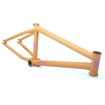 CADRE BMX FEDERAL PERRIN V2 ICS MATT PEACH