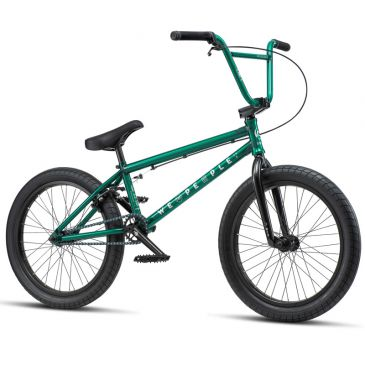 "BMX WETHEPEOPLE ARCADE 21"" MATT BLACK 2019"