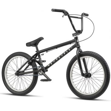 "BMX WETHEPEOPLE ARCADE 21"" MATT BLACK 2018"