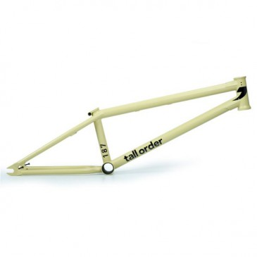 CADRE BMX TALL ORDER 187 MATT SAND V2