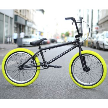 "BMX WETHEPEOPLE ARCADE 20.5"" MATT BLACK 2019"