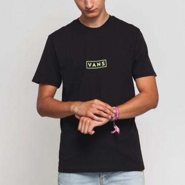 TEESHIRT VANS EASY BOX BLACK