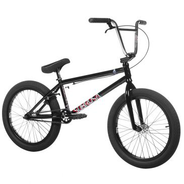 BMX SUBROSA SALVADOR XL SATIN BLACK 2019