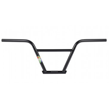 GUIDON BMX RANT 4 PIECES NSIXTY BLACK 8,75″