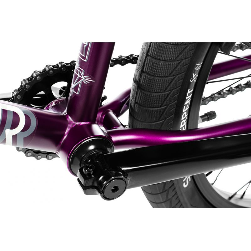 Rant énorme 8 manivelles vélo BMX 3 PC 170 mm Fit profil subrosa Haro se Cult Chrome