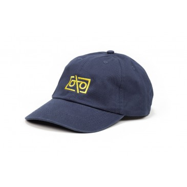 CASQUETTE BSD DAD EJECT NAVY