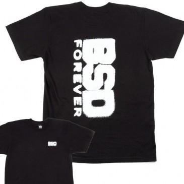 TSHIRT BSD LOST BLACK