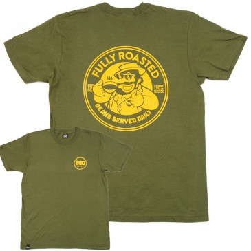TSHIRT BSD FULLY ROASTED GREEN