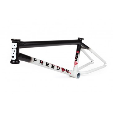 CADRE BSD FREEDOM BLACK AND WHITE FADE ( KYLE ). 2020
