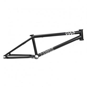 CADRE BMX CULT 2 SHORT BLACK 2020