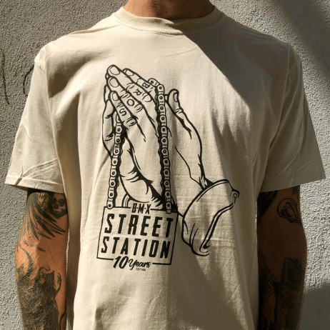 TSHIRT STREET STATION 10 YEARS !