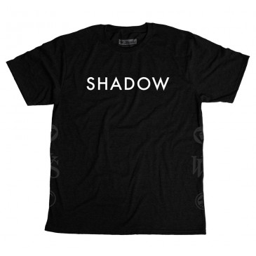 TSHIRT SHADOW VVS  BLACK