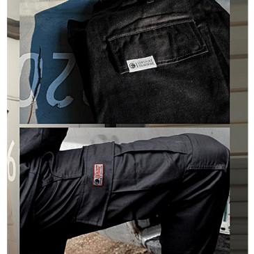 PANTALON SHADOW CARGO MECHANIC BLACK