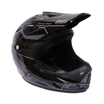 CASQUE BMX THH S2 BLACK