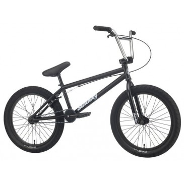 "BMX SUNDAY BLUEPRINT 20"" MATTE BLACK 2020"