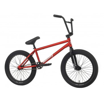 BMX SUNDAY FORECASTER SILVA FC CANDY RED 2020