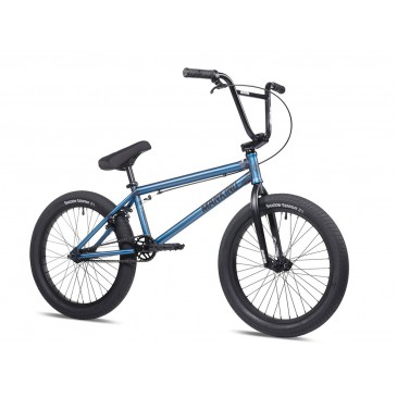 BMX MANKIND SURESHOT XL 21'' SEMI MATTE TRANS BLUE 2020