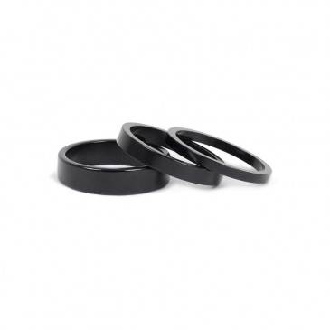 SPACER DE DIRECTION BMX RANT STACK'EM BLACK