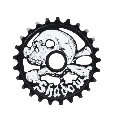 COURONNE BMX SHADOW CRANIUM BLACK