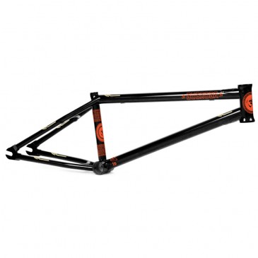 CADRE BMX SUBROSA OM (COULOMB) SOLAR YELLOW 2020
