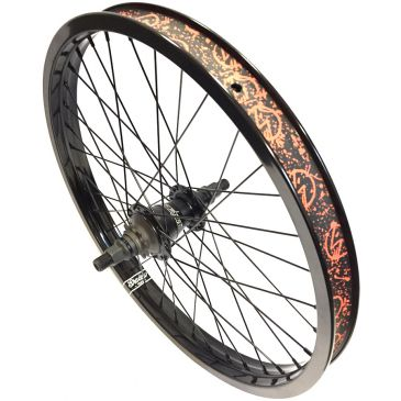 ROUE AVANT CUSTOM DEMOLITION X SHADOW