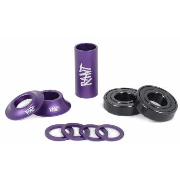 BOTTOM BRACKET RANT BANG UR MID PURPLE 19MM