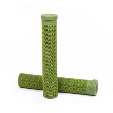 POIGNEES BMX BSD LEEZUS HANDLES SURPLUS GREEN