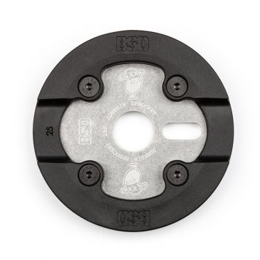 BMX SPROCKET BSD JONESIN 25T GREY CARBON
