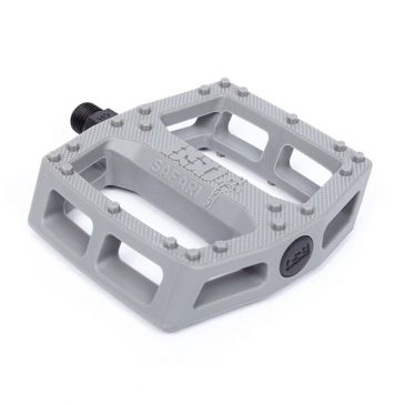 BMX PEDALS BSD SAFARI PC CARBON GREY