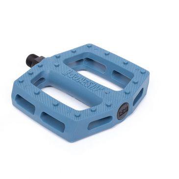 PEDALES BMX BSD JONESIN PC STEEL BLUE