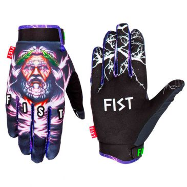 BMX GLOVES FIST FLASH SHEET