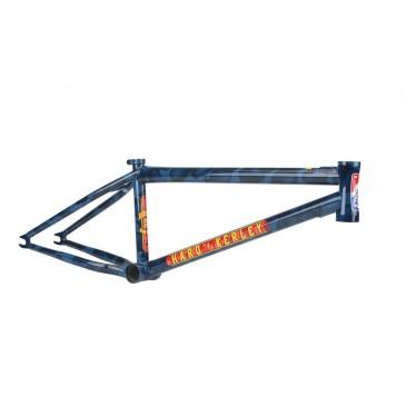 BMX FRAME HARO SDV2 BLACK