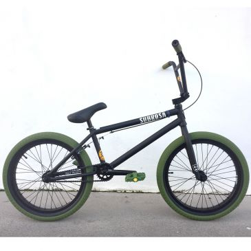 BMX SUBROSA SALVADOR XL FREECOASTER BLACK 2019