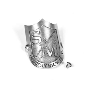 BADGE DE CADRE S&M SHIELD