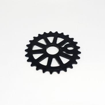 COURONNE BMX CULT NWO BLACK (25 / 28 / 30 DENTS)