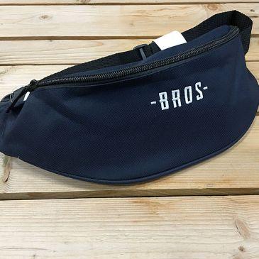 BROS HIP PACK BLACK V2