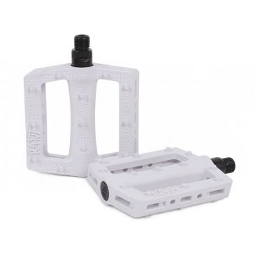 BMX PEDALS RANT TRILL WHITE AF