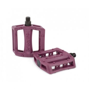 BMX PEDALS SHADOW RAVAGER LIVID PURPLE