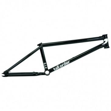 CADRE BMX TALL ORDER 187 BLACK V2