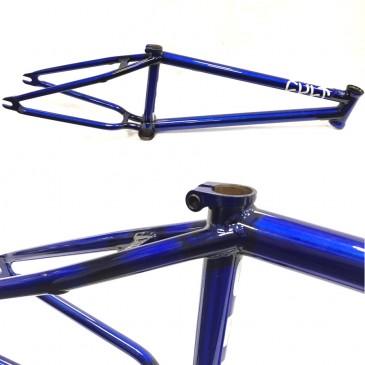 BMX FRAME CULT CREW TRANS BLUE EXPO