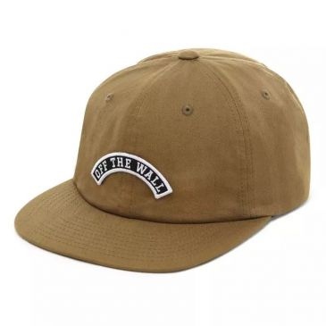 CASQUETTE VANS LOWELL VINTAGE UNSTRUCTURED DIRT