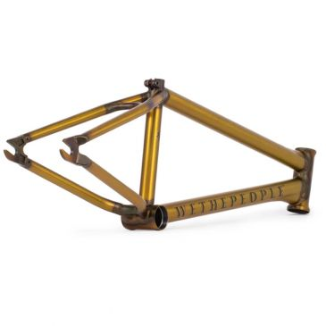 BMX FRAME BATTLESHIP WETHEPEOPLE BLACK