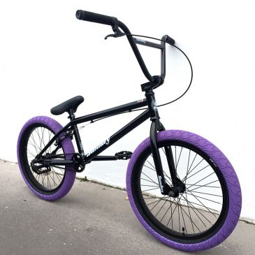 "BMX SUNDAY PRIMER 20,5"" MATTE BLACK LIMITED EDITION 2020"